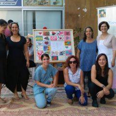 """3 שנות פעילות התנדבותית במרכז הרפואי """"זיו"""" בצפת"""